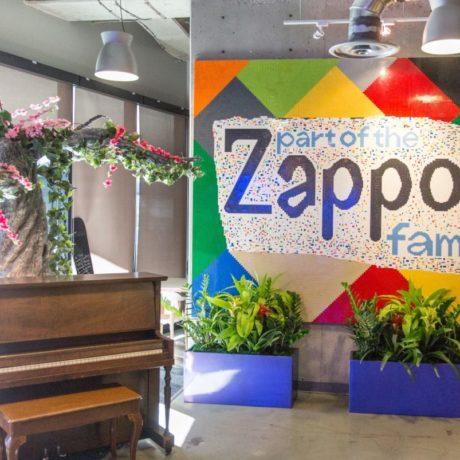 10 ценностей компании Zappos